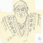 dibujo 14 seleccion 2008 carlos jv