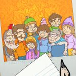 ilustracion regalos especiales carlos jv