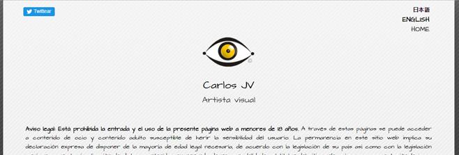 Link: www.carlosjv.com